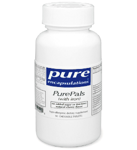 PurePals (with Iron) Chewable Vitamins