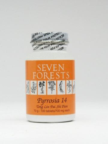 Pyrrosia 14, 100 tablets