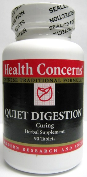 Quiet Digestion (Shen Chu Gu Ya Herbal Supplement), 90 tabs