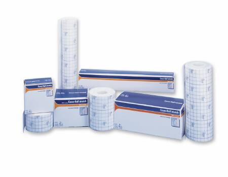 Retention Bandage Cover-Roll Adhesive-Large