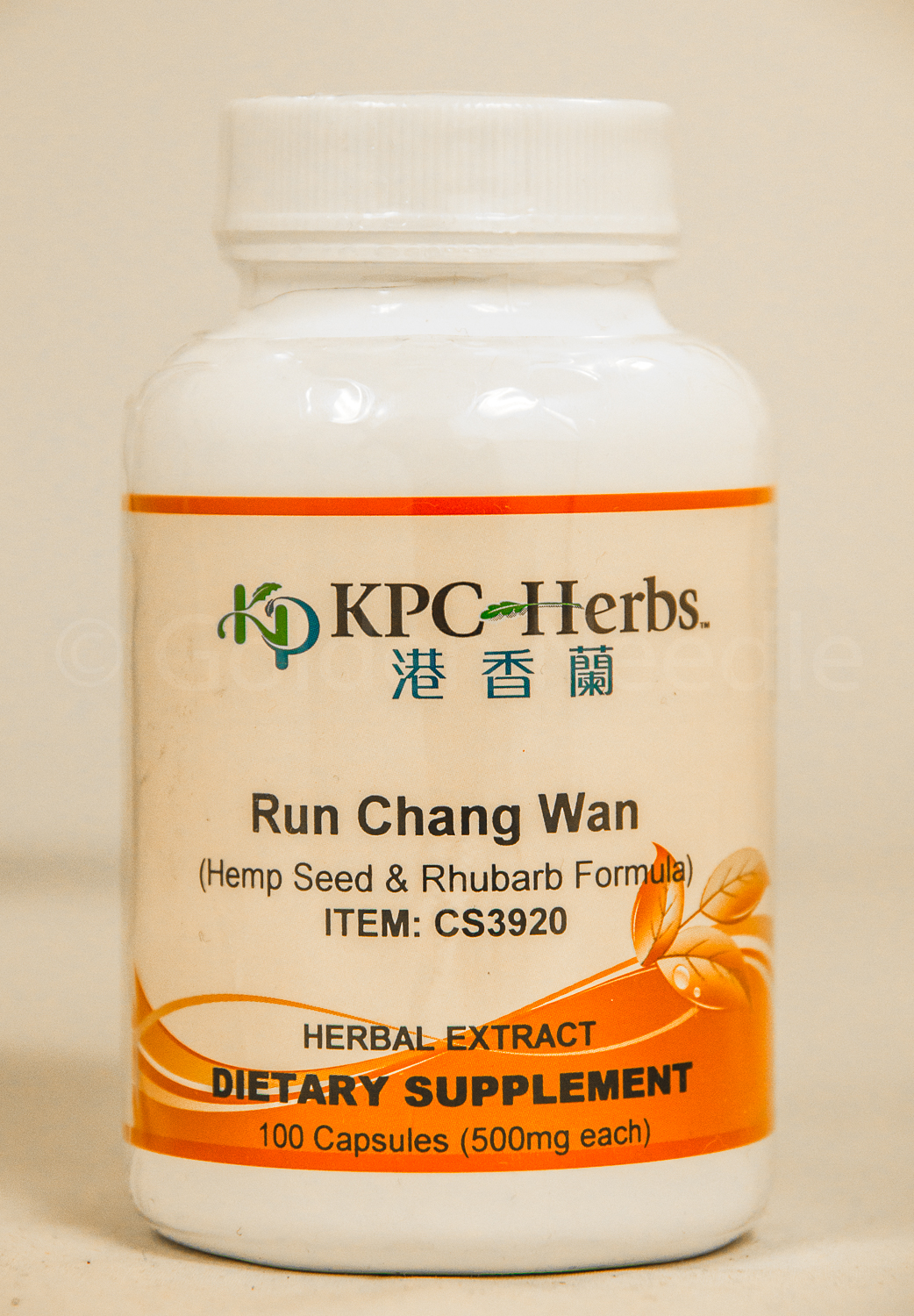 Run Chang Wan, Capsules