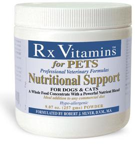 Nutritional Support for Dogs and Cats