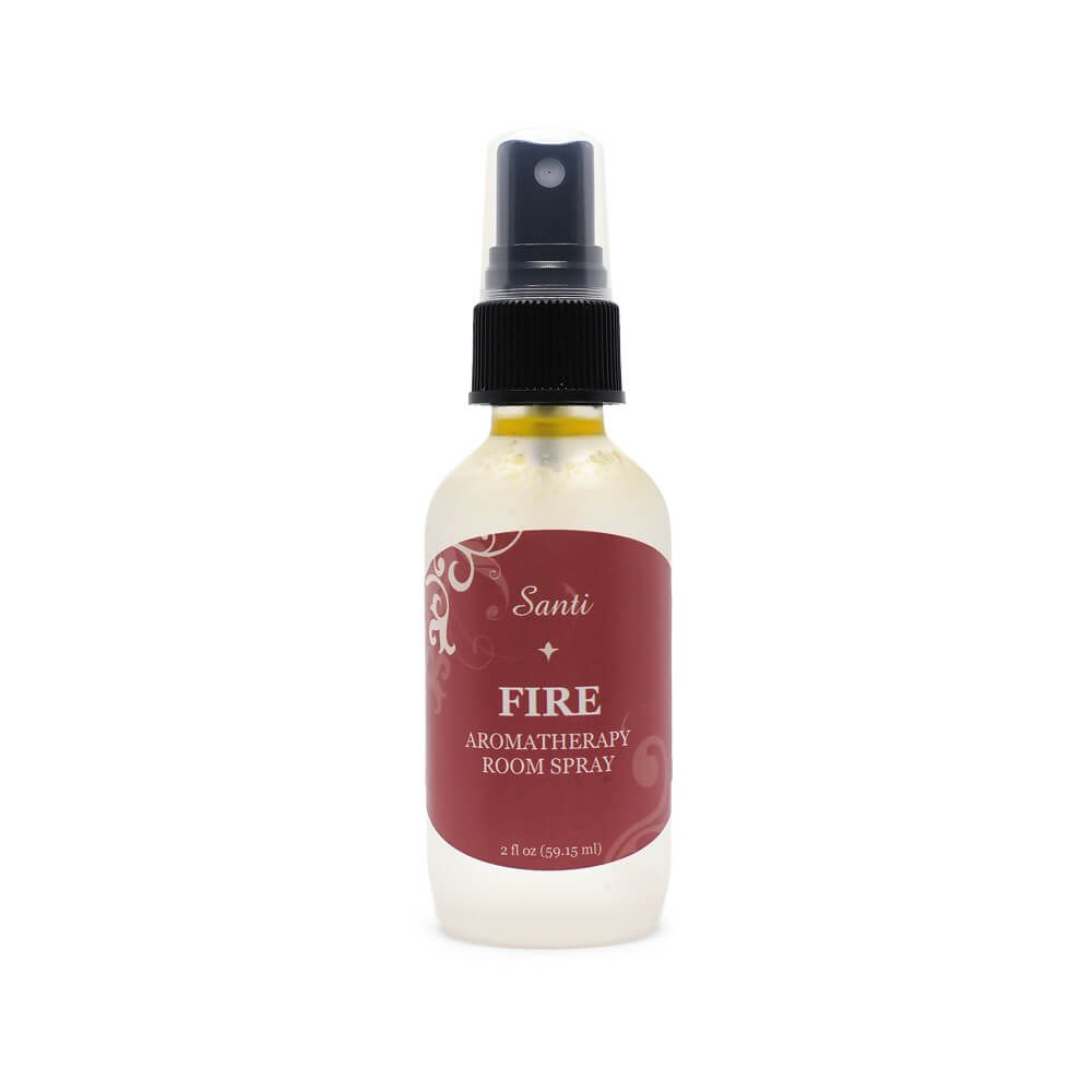 Organic Room Spray, Fire