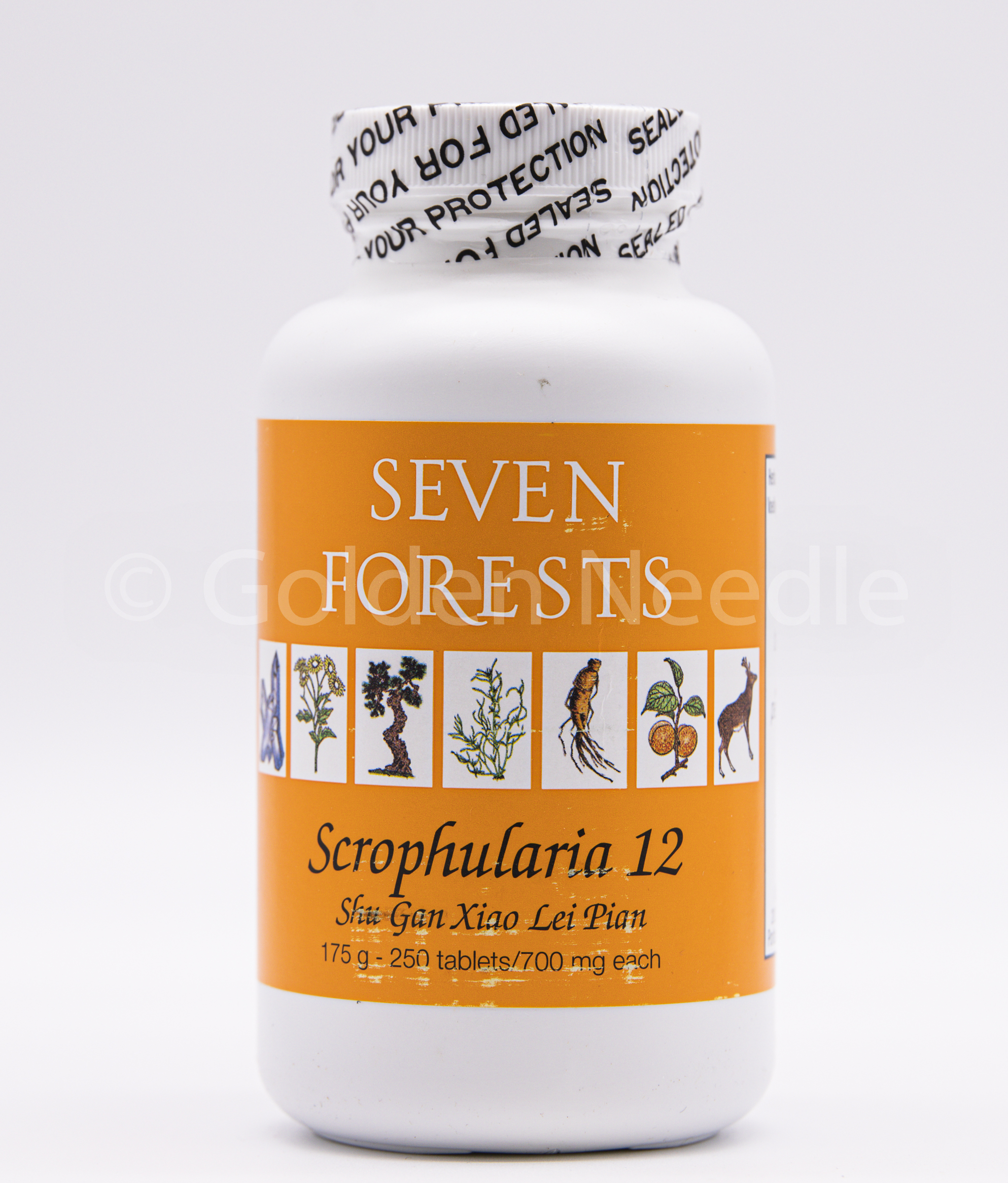 Scrophularia 12, 250 tablets