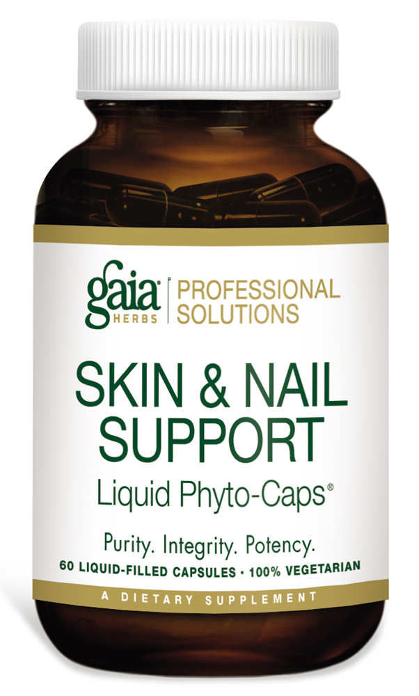 Skin and Nail Support Phyto-caps