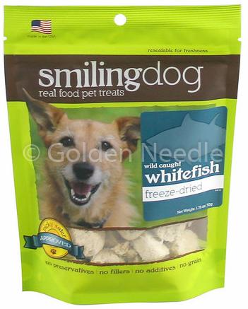 Whitefish Treats, Freeze Dried