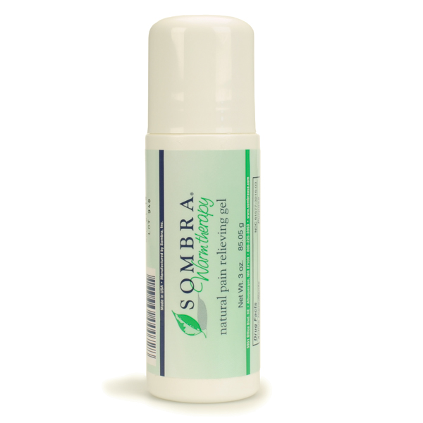 Sombra Warm Therapy, 3 oz. (Roll-on)