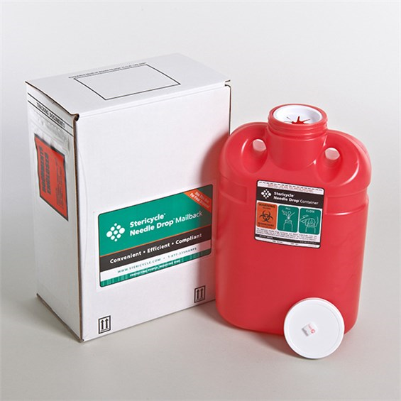 2 Gallon Sharps by Mail