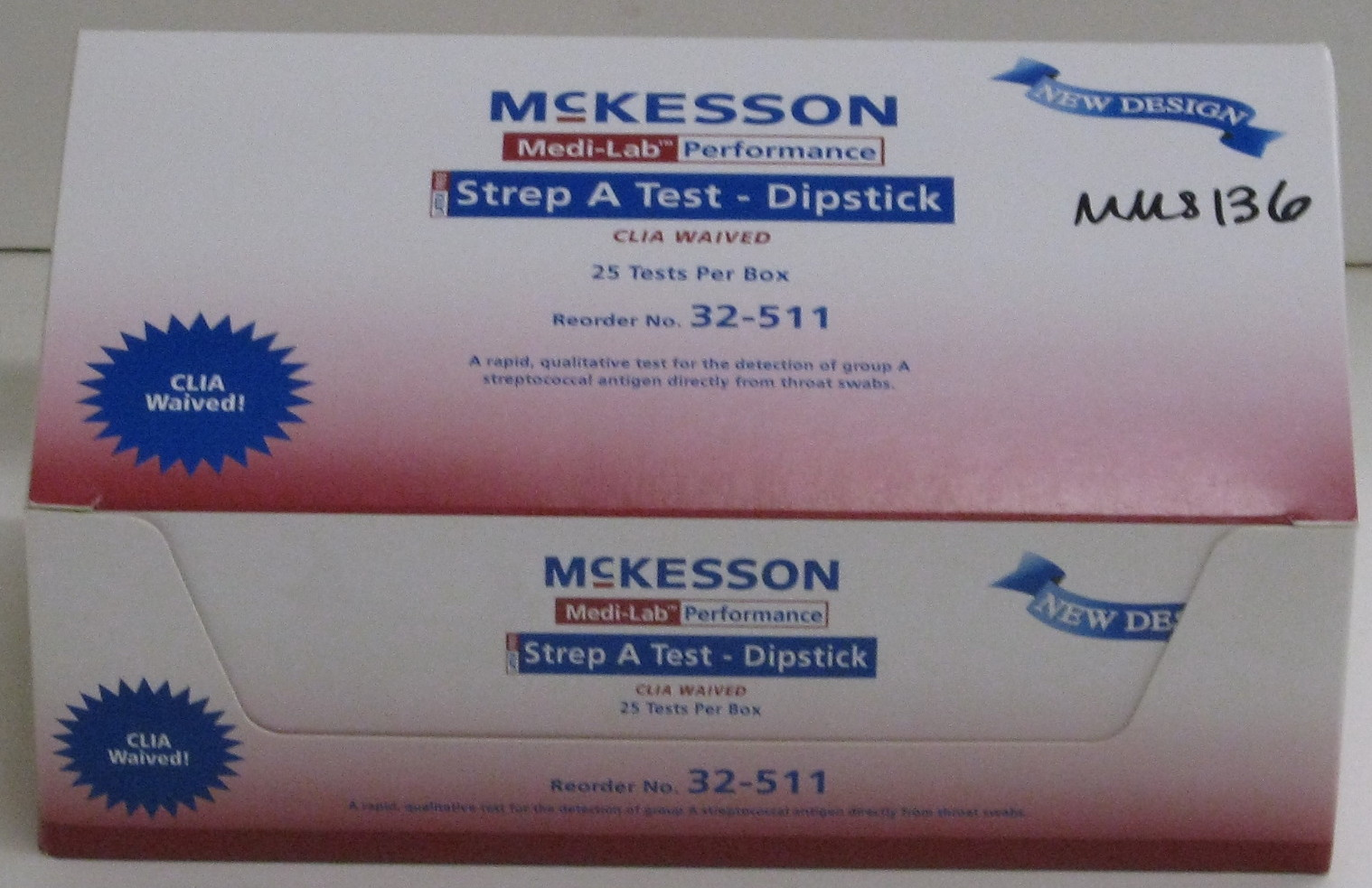 Strep A Test Kit - Dipstick