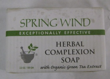 Spring Wind Herbal Complexion Soap