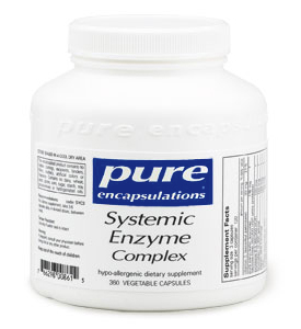 Systemic Enzyme Complex, 180 capsules