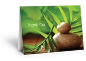 Thank You Bamboo Greeting Card