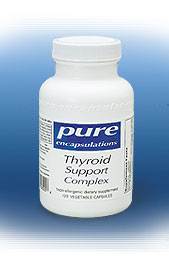 Thyroid Support Complex (120 capsules)