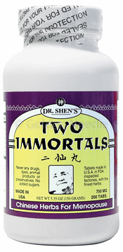 Two Immortals