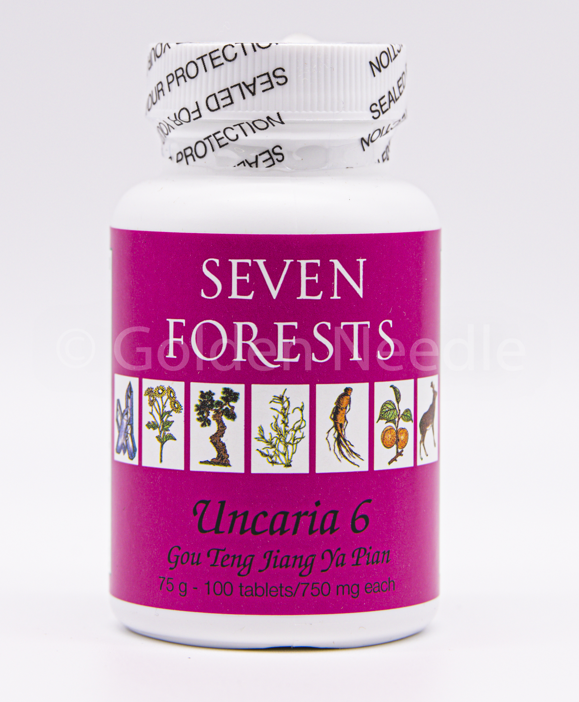 Uncaria 6, 100 tablets