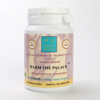 Warm the Palace