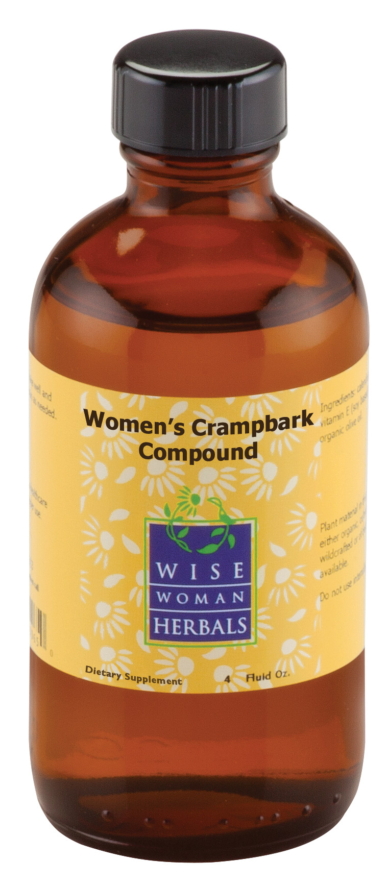Women's Crampbark Compound, 1 oz