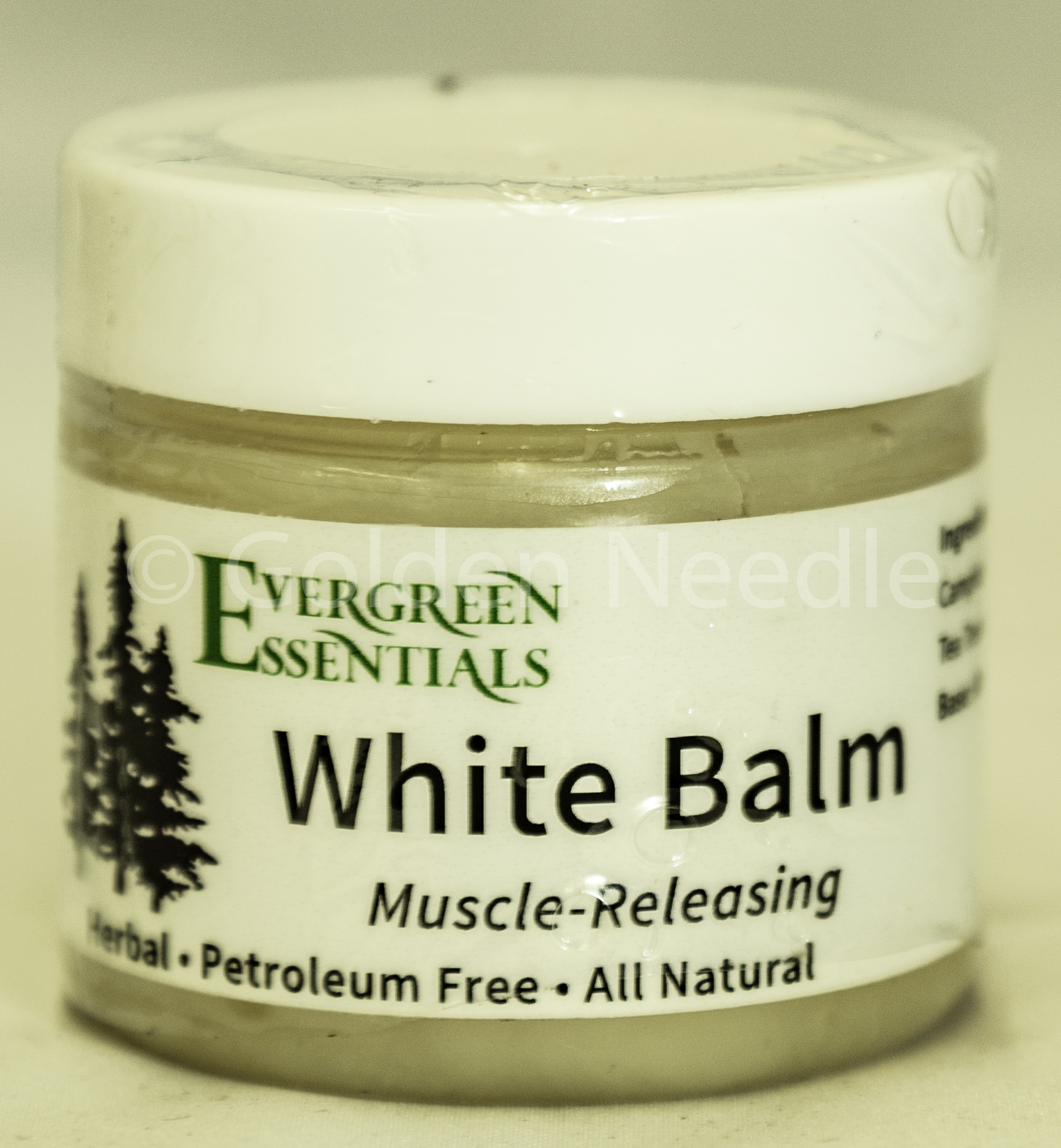 Evergreen Essentials White Balm
