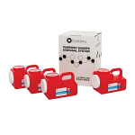 1.2 Gallon Mail Away Needle Disposal System (Four Pack)