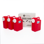 3 Gallon Mail Away Needle Disposal System (Four Pack)