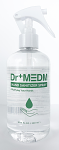 DR+ MEDM Hand Sanitizer, 10oz Spray