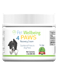 4 Paws Recovery Cream for Dog Paws, 2oz