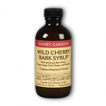 Wild Cherry Bark Honey Syrup 4oz