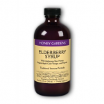 Elderberry Honey Syrup 8oz