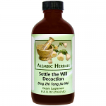 Settle the Will Decoction, 8 oz