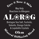Allergy, Mineral Diffusing Blend