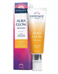 Aura Glow 3 in 1 Gel Cream - Clarifying Lemon, 1.7oz