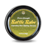 Battle Balm Full Size, Demon Strength, 2oz