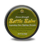 Battle Balm Personal Size, Demon Strength, .5oz
