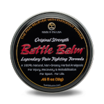 Battle Balm Personal Size, Original Strength, .5oz