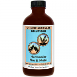 Harmonize Fire and Metal (Harmonize Heart & Lung), 8 oz