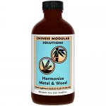 Harmonize Metal & Wood (Harmonize Lung & Liver), 4 oz