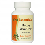 Happy Wanderer, 60 Tablets