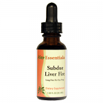 Subdue Liver Fire, 1oz (Expires 8/19)
