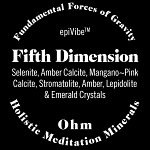 Fifth Dimension, Topical Meditation Mineral