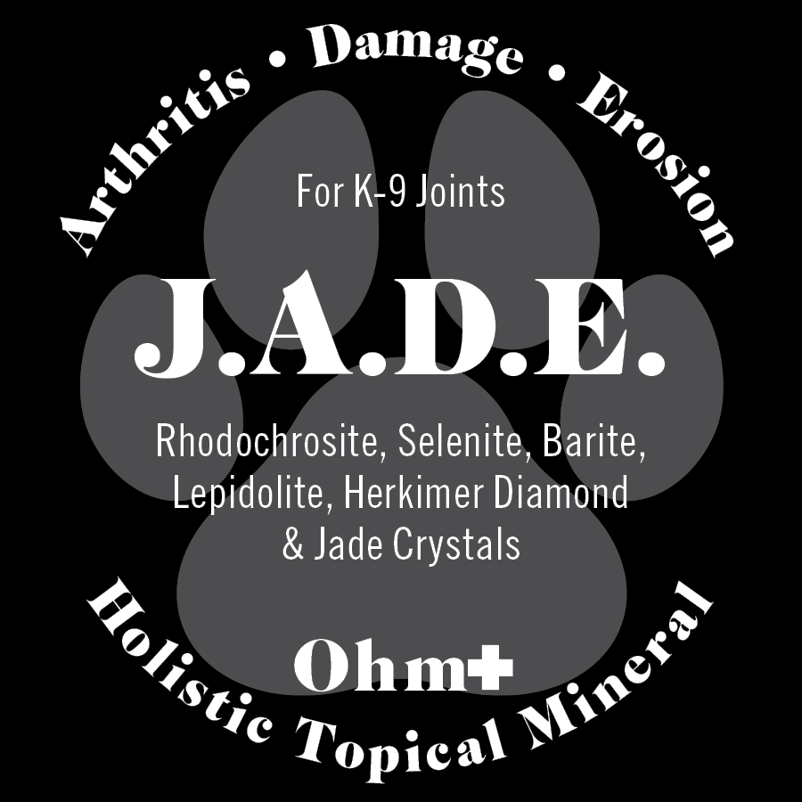 Jade, K9 Mineral Topical