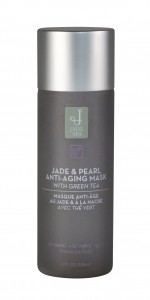 Jade & Pearl Anti-Aging Mask with Green Tea -  Normal to Dry, 8 oz
