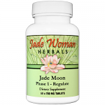 Jade Moon Phase 1, Regulate (60 tablets) (expires 04-2021)