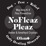 NoFleazPleaz, K9 Mineral Topical