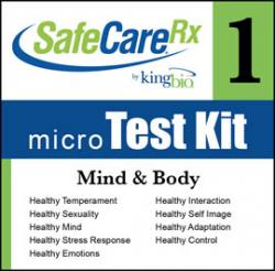 Mind & Body Micro Test Kit