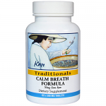 Calm Breath Formula, 60 Tablets