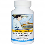 Transform Accumulation in the Channels, 60 Tablets