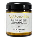 Nourishig Skin, Moisturizing Body Butter, 4oz