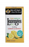 Propolis Lozenges, Lemon & Honey Flavor