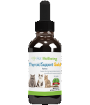 Thyroid Support Gold, 4oz, for Cats