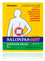 Salonpas - Hot (Expires 8/19)